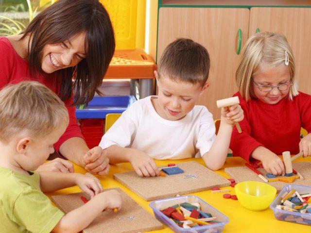 آموزش ارزشمندبودن فردیت به کودکان پیشدبستانی