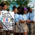 از میهمانی در کالیفرنیا تا صلح برای کودکان
